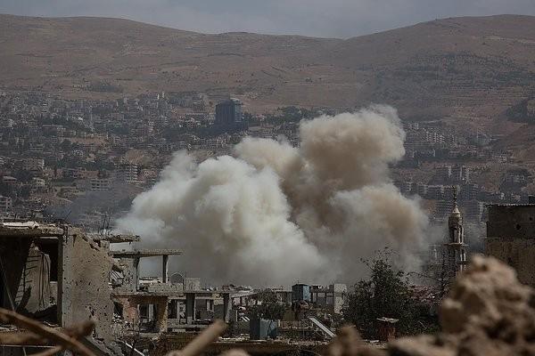 """Nga tiếp tục gia tăng không kích tổ chức """" nhà nước Hồi giáo"""" ảnh 4"""