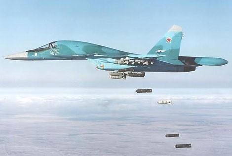 Không quân Nga phá hủy 60 mục tiêu khủng bố ảnh 1