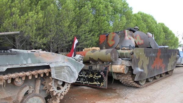 Nga không kích dữ dội, quân đội Syria liên tiếp giành chiến thắng ảnh 4