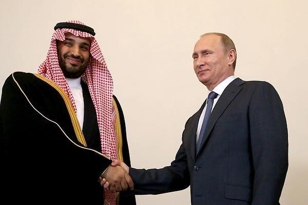 Putin mật đàm với thái tử Ả rập Xê út về Syria ảnh 1
