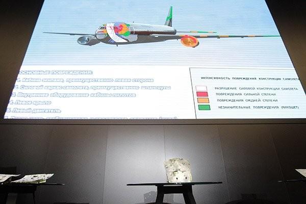 """""""Almaz-Antei"""" công bố video thử nghiệm vụ tai nạn Boeing – MH-17 ảnh 7"""