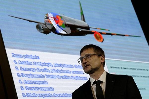 """""""Almaz-Antei"""" công bố video thử nghiệm vụ tai nạn Boeing – MH-17 ảnh 13"""
