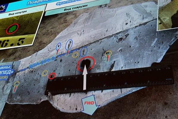 """""""Almaz-Antei"""" công bố video thử nghiệm vụ tai nạn Boeing – MH-17 ảnh 14"""