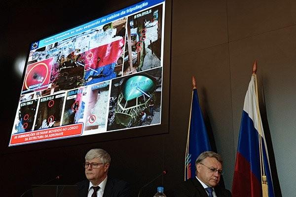 """""""Almaz-Antei"""" công bố video thử nghiệm vụ tai nạn Boeing – MH-17 ảnh 18"""