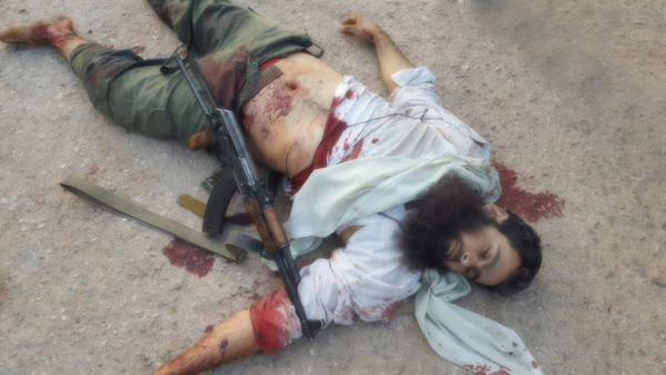 """Sốc: Thủ lĩnh tổ chức khủng bố """"Front al-Nusra"""" bị tiêu diệt ở tỉnh Daraa ảnh 2"""