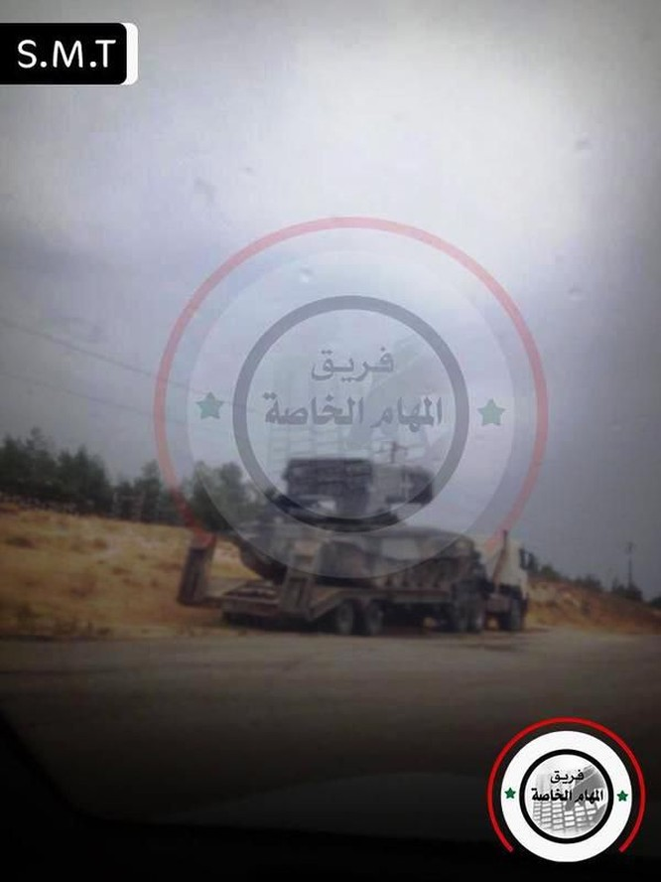 """Syria chuẩn bị thiêu đốt IS bằng pháo phản lực nhiệt áp """"Solntsepёk"""" ảnh 1"""