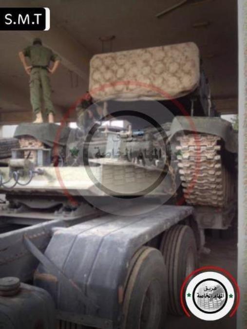 """Syria chuẩn bị thiêu đốt IS bằng pháo phản lực nhiệt áp """"Solntsepёk"""" ảnh 2"""