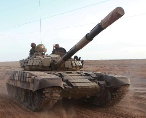 """Syria chuẩn bị thiêu đốt IS bằng pháo phản lực nhiệt áp """"Solntsepёk"""" ảnh 3"""