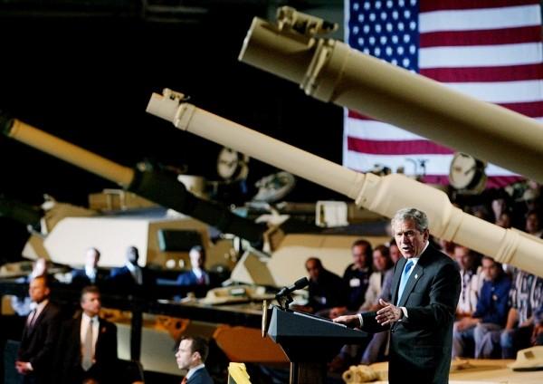 """Mỹ giới thiệu xe tăng """"Abrams"""" với đạn đa chức năng ảnh 1"""