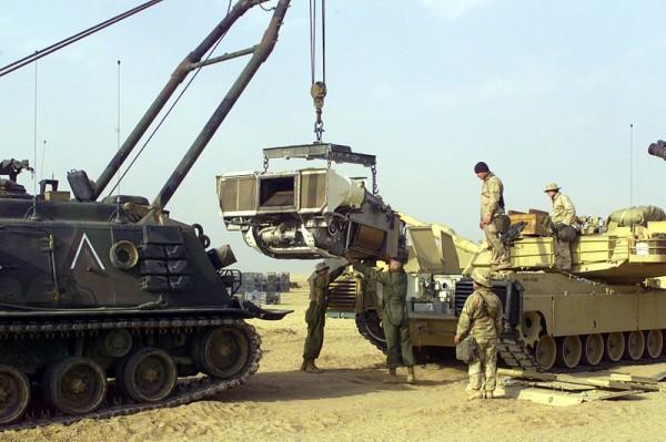 """Mỹ giới thiệu xe tăng """"Abrams"""" với đạn đa chức năng ảnh 3"""