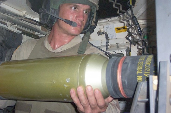"""Mỹ giới thiệu xe tăng """"Abrams"""" với đạn đa chức năng ảnh 5"""