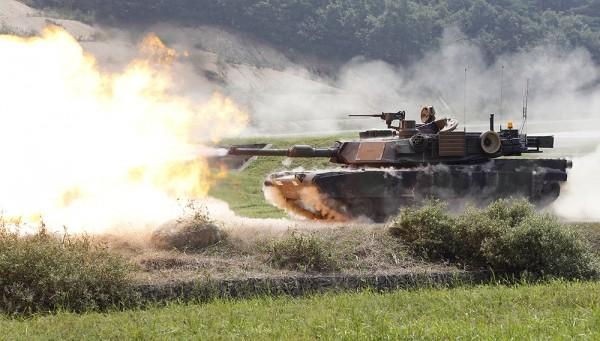 """Mỹ giới thiệu xe tăng """"Abrams"""" với đạn đa chức năng ảnh 6"""