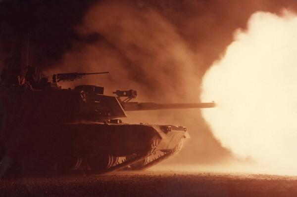 """Mỹ giới thiệu xe tăng """"Abrams"""" với đạn đa chức năng ảnh 7"""
