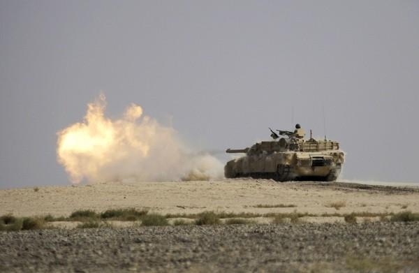 """Mỹ giới thiệu xe tăng """"Abrams"""" với đạn đa chức năng ảnh 8"""