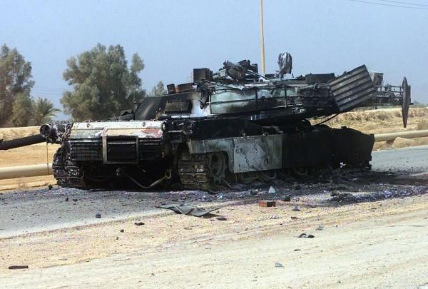 """Mỹ giới thiệu xe tăng """"Abrams"""" với đạn đa chức năng ảnh 9"""