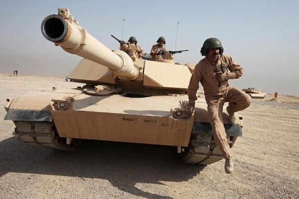 """Mỹ giới thiệu xe tăng """"Abrams"""" với đạn đa chức năng ảnh 10"""
