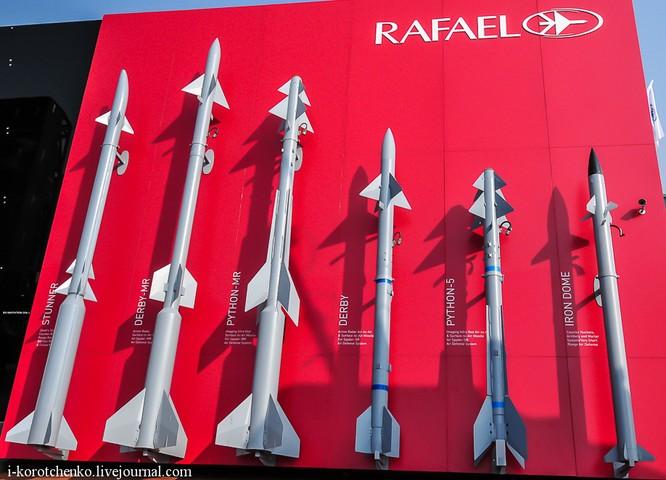 Khám phá các hệ thống phòng không Israel ảnh 10