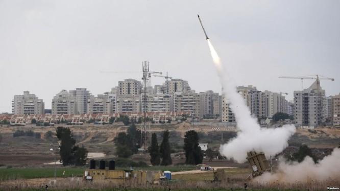 Khám phá các hệ thống phòng không Israel ảnh 1