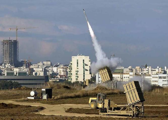 Khám phá các hệ thống phòng không Israel ảnh 2
