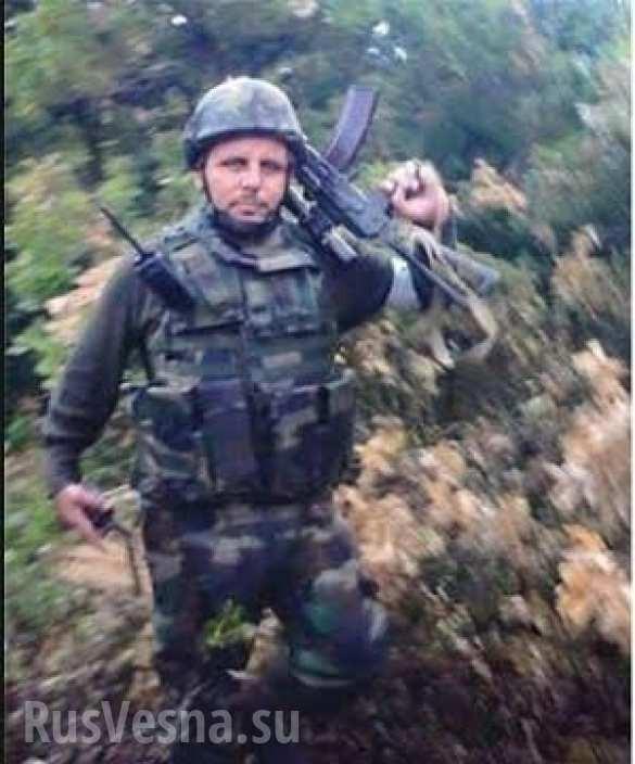 """Chiến cuộc Syria gay cấn, thủ lĩnh """"quân đội Syria tự do"""" bị tiêu diệt ảnh 2"""