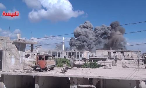 Không kích IS tại Iraq, Nga có thể soán ngôi Mỹ ở Trung Đông ảnh 1
