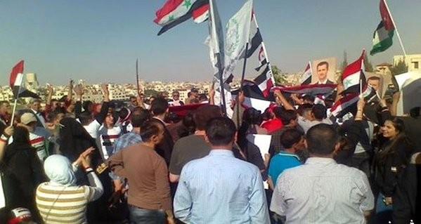 Chùm ảnh: Cuộc chiến ác liệt ở Syria ngày 25.10 ảnh 1