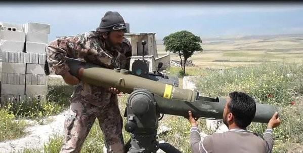 Chùm ảnh: Cuộc chiến ác liệt ở Syria ngày 25.10 ảnh 10