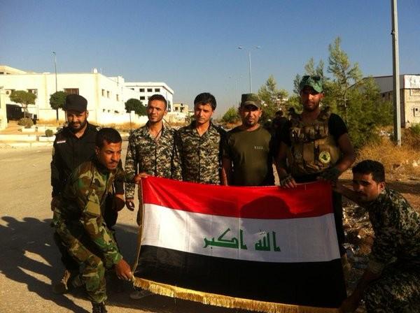 Chùm ảnh: Cuộc chiến ác liệt ở Syria ngày 25.10 ảnh 18