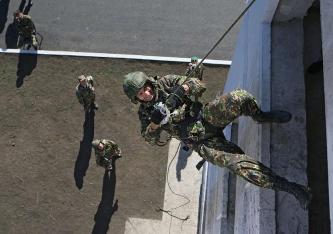 Spetsnaz - lực lượng đặc nhiệm của Nga ảnh 1