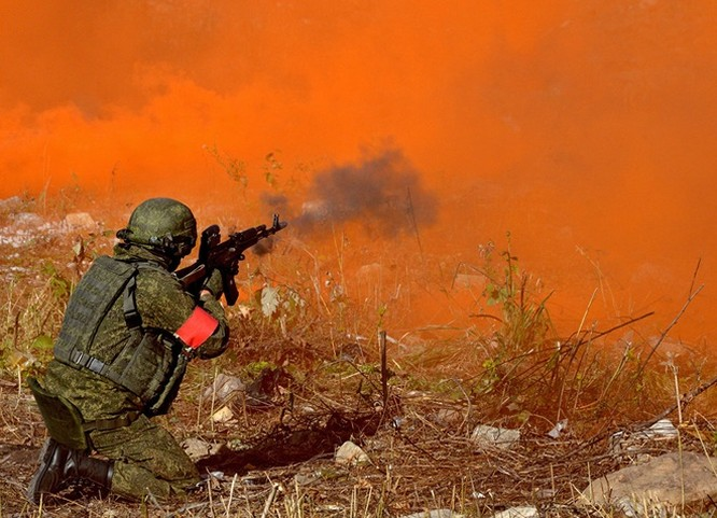 Spetsnaz - lực lượng đặc nhiệm của Nga ảnh 8