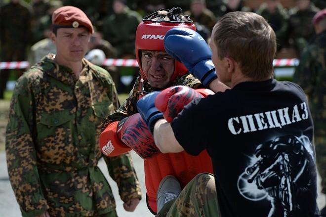 Spetsnaz - lực lượng đặc nhiệm của Nga ảnh 11