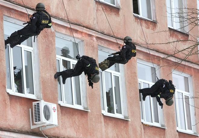 Spetsnaz - lực lượng đặc nhiệm của Nga ảnh 9