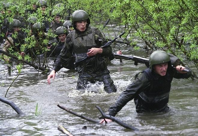 Spetsnaz - lực lượng đặc nhiệm của Nga ảnh 7