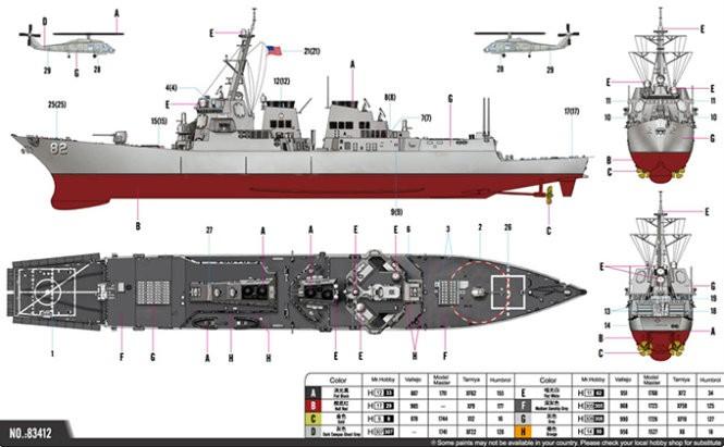 Khu trục hạm Mỹ đang tiến sát đảo nhân tạo, Trung Quốc phản ứng mạnh ảnh 4