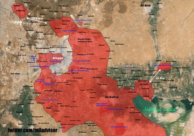 Chiến trận giằng co ác liệt giữa quân đội Syria và chiến binh IS, en - Nursa ảnh 1