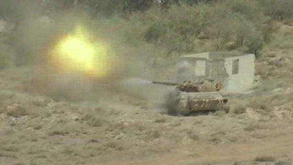Chiến trận giằng co ác liệt giữa quân đội Syria và chiến binh IS, en - Nursa ảnh 5