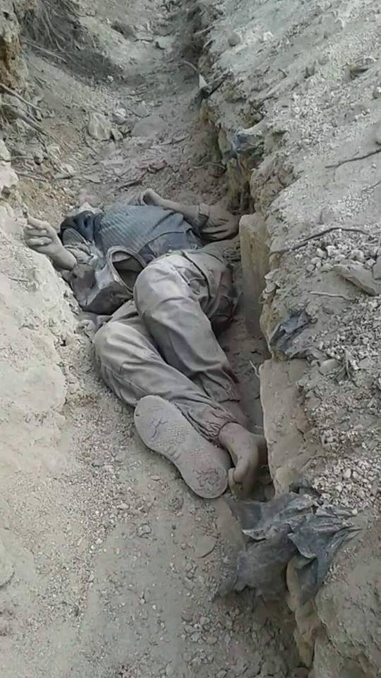 Chiến trận giằng co ác liệt giữa quân đội Syria và chiến binh IS, en - Nursa ảnh 10