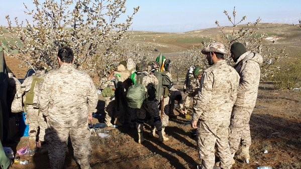 Chiến trận giằng co ác liệt giữa quân đội Syria và chiến binh IS, en - Nursa ảnh 14