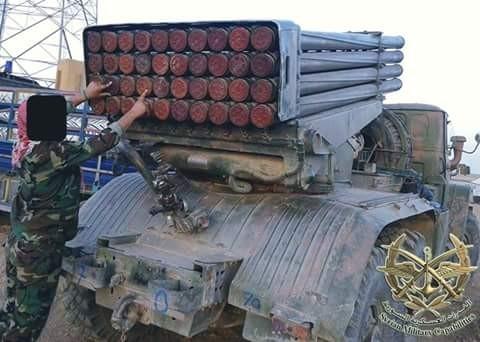 Chiến trận giằng co ác liệt giữa quân đội Syria và chiến binh IS, en - Nursa ảnh 18
