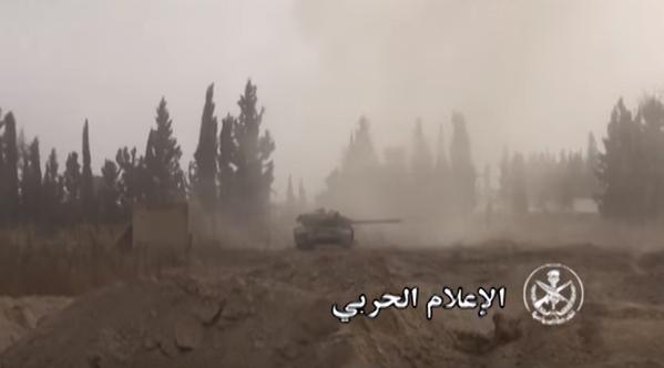 Chiến trận giằng co ác liệt giữa quân đội Syria và chiến binh IS, en - Nursa ảnh 29