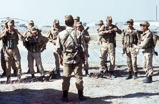 Spetsnaz - lực lượng đặc nhiệm của Nga ảnh 4
