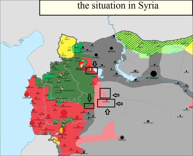 IS chuyển sang tấn công, cuộc chiến đẫm máu Grozny đang trở lại ảnh 2