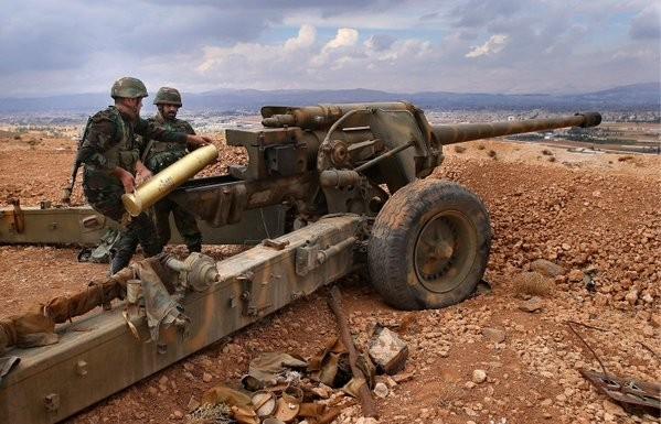 Cuộc chiến Syria: Bão lửa trên mọi chiến trường ảnh 9