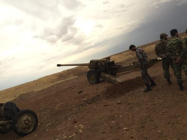 Cuộc chiến Syria: Bão lửa trên mọi chiến trường ảnh 7