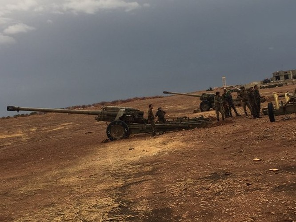 Cuộc chiến Syria: Bão lửa trên mọi chiến trường ảnh 8