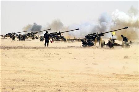 Cuộc chiến Syria: Bão lửa trên mọi chiến trường ảnh 6