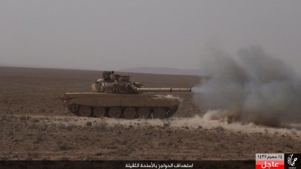 Cuộc chiến Syria: Bão lửa trên mọi chiến trường ảnh 17