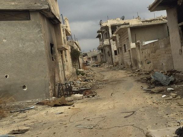 Cuộc chiến Syria: Bão lửa trên mọi chiến trường ảnh 3