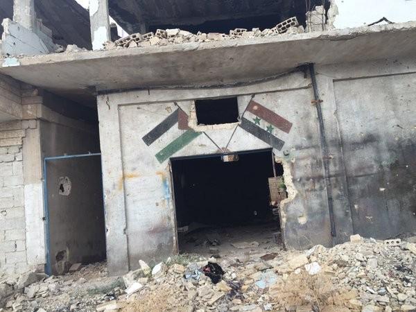 Cuộc chiến Syria: Bão lửa trên mọi chiến trường ảnh 4