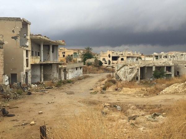 Cuộc chiến Syria: Bão lửa trên mọi chiến trường ảnh 5